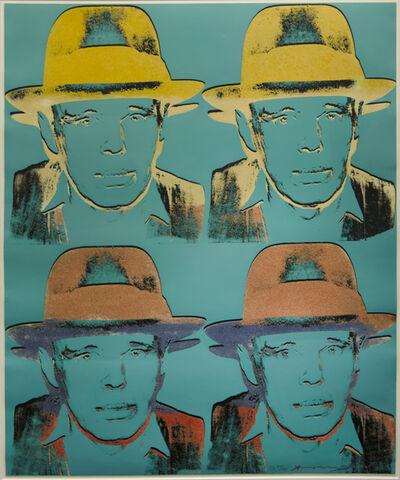 Andy Warhol, 'Joseph Beuys', 1980-1983