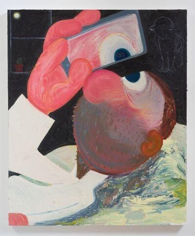 Nicole Eisenman, 'Selfie', 2014