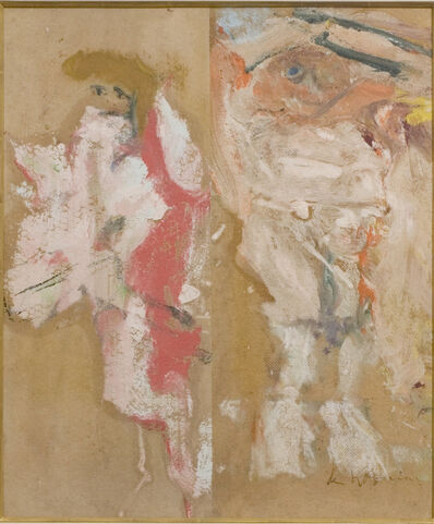 Willem de Kooning, 'Two Women ', 1963