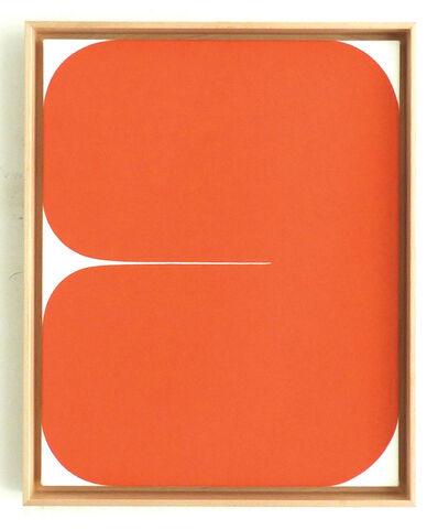 Sara Genn, 'New Alphabet (Poppy)', 2020