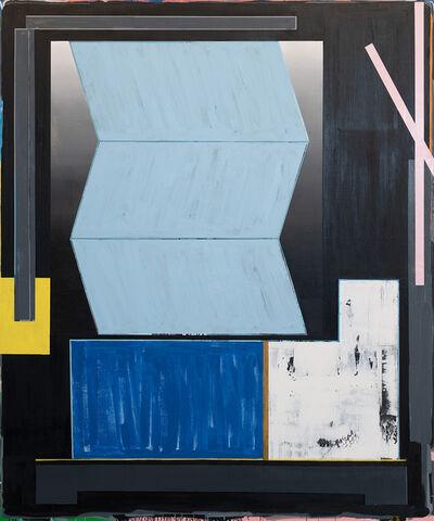 Caleb Taylor, 'New Constructions (Folding Screen)', 2018