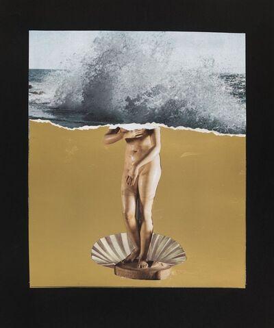 """Giulio Paolini, 'Studio per """"Rinascita di Venere""""', 2017"""