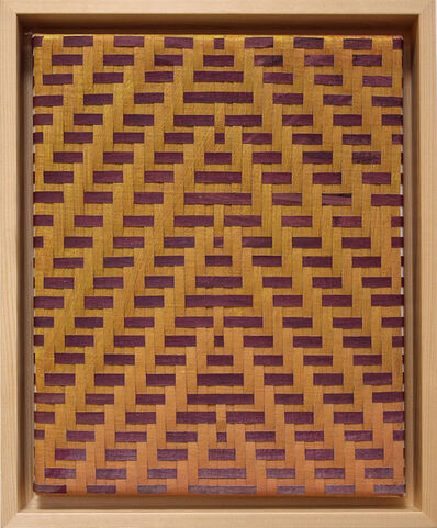 Ditte Ejlerskov, 'Sun Chair Weave 2', 2019