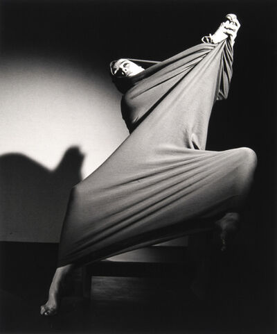 Barbara Morgan, 'Martha Graham, Lamentation', 1935/1981