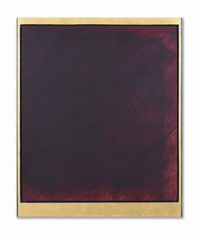 Eric Orr (1939-1998), 'Without Red', 1983