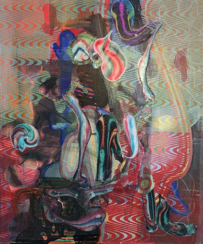 Markus Oehlen, 'Untitled #6', 2018