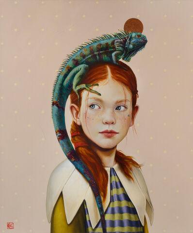 Claudia Giraudo, 'Affinità Verde Amarillo', 2017