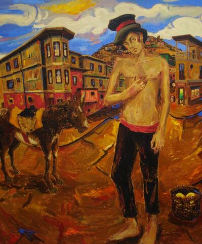 Gonzalo Ilabaca, 'Los Últimos Burritos ', 2008
