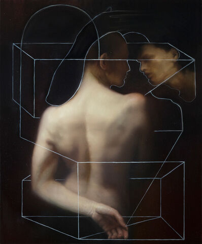 "Maria Kreyn, '""Thought Pattern""', 2018"