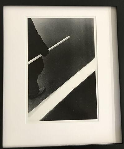 Ralph Gibson, 'Crosswalk', 1972