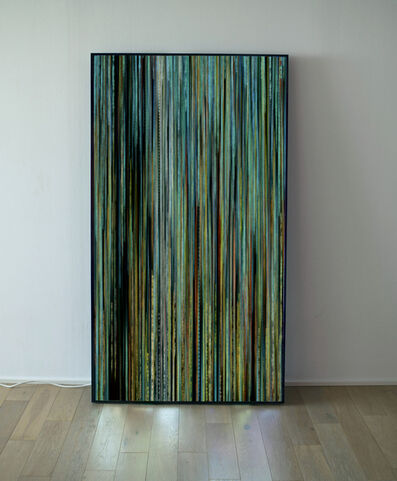 Daniel Canogar, 'Xylem', 2017