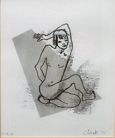 Judy Clark, 'Yoga on the Mat YPM 4 3/3', 2015
