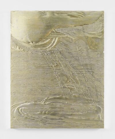 Nancy Lorenz, 'Lemon Gold Sunlight and Rain', 2019