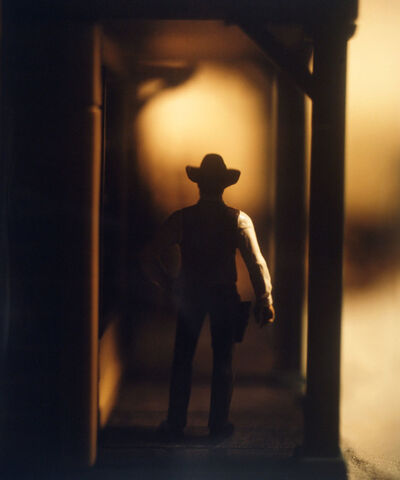 David Levinthal, 'The Wild West 89-PC-C-32', 1989