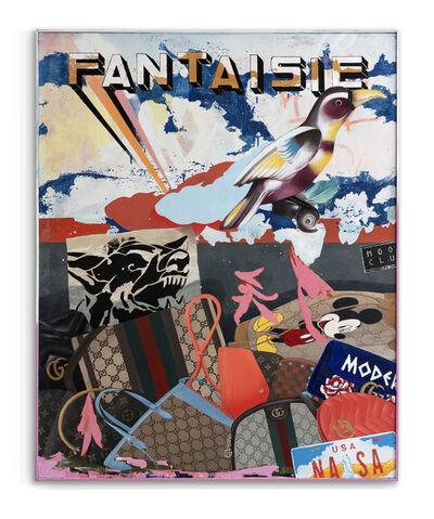 FAILE, 'Fantaisie', 2020