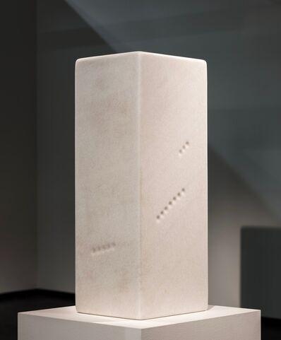 Karl Prantl, 'Stein zur Meditation'
