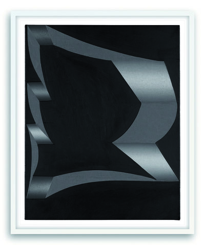 "Tomma Abts, '""Untitled (Uto)"" for Parkett 84', 2008"