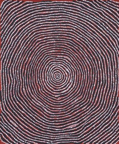 Charlie TJAPANGATI, 'Untitled '
