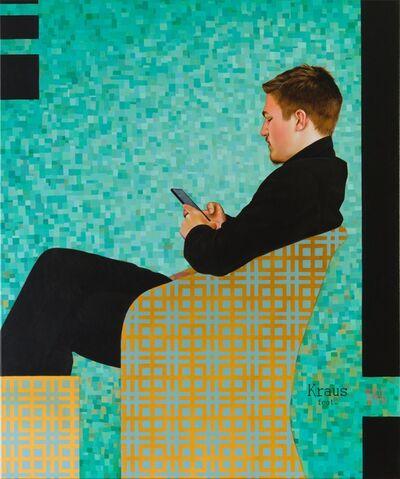 Jonathan Kraus, 'Leo 3 ', 2021