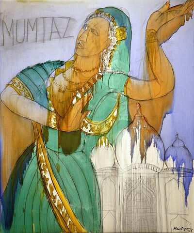 Grace Hartigan, 'Mumtaz', 2005