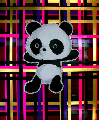 Domingo Zapata, 'Panda Matrix', 2016