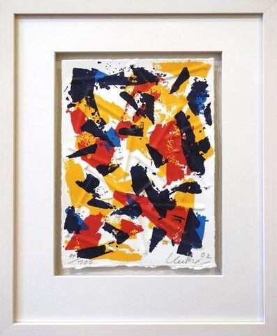 Günther Uecker, 'Splitter III', 2002