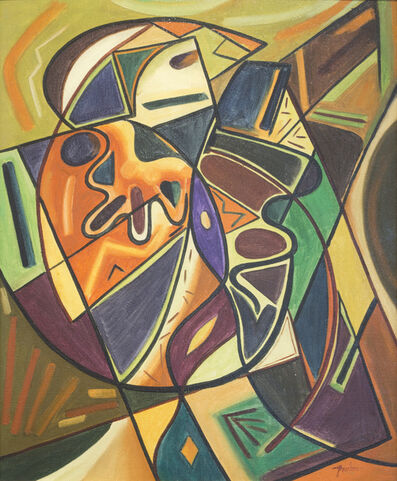 Joseph Meierhans, 'Abstract Forms', 1935