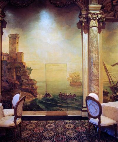 Rachel Louise Brown, 'The Dining Room. Mar-a-Lago. West Palm Beach.', 2015
