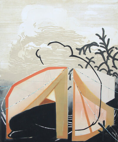 Katherine Jones, 'Folding Inside Outside.', 2020