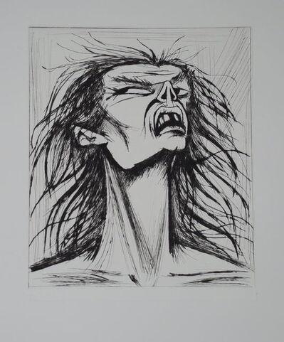 Bernard Buffet, 'L'Enfer de Dante', 1977