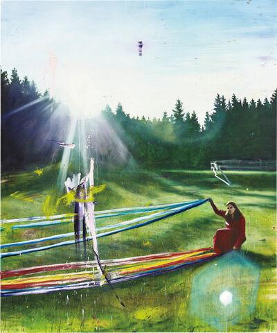Till Gerhard, 'Sonnenwind', 2008