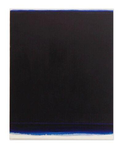 Shingo Francis, 'Veil (deep ultramarine)', 2015