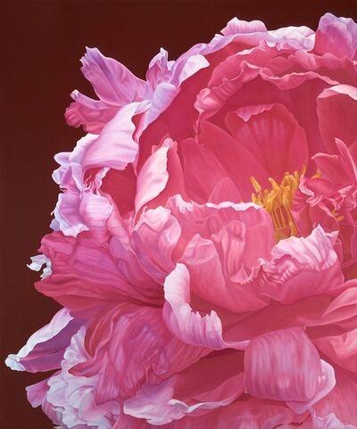 Donald Peeler, 'Red Rose Peony', 2014