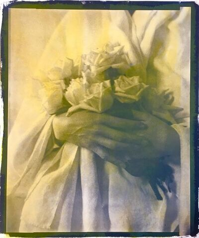 McDermott & McGough, 'Portrait of Jacqueline Schnabel (Hands with Roses), 1915 ', 1994