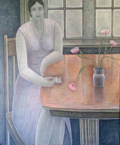 Ruth Addinall, 'Woman with Small Cup', 2016