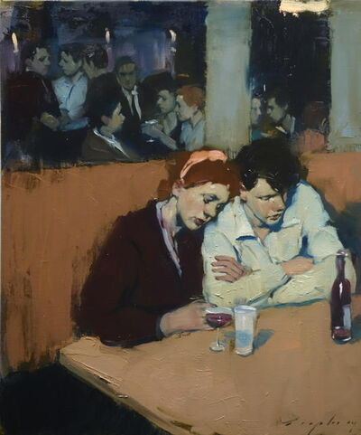 Malcolm T. Liepke, 'Together', 2019