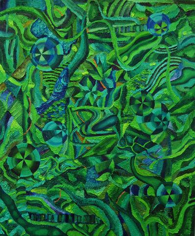 Kazuya Sakamoto, 'Floating weeds', 2015