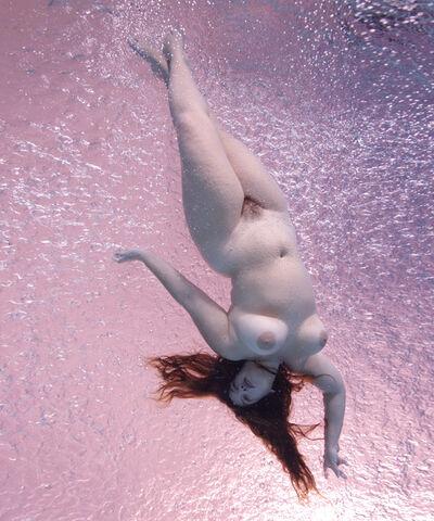 Howard Schatz, 'Underwater Study #2917'