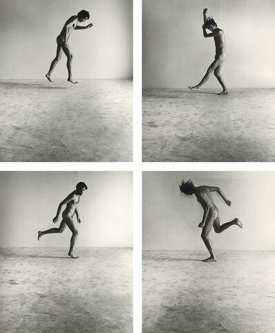 Peter Hujar, 'Nude Self-Portrait Series #1a, #2, #3, #4 (Avedon Master Class)', 1967