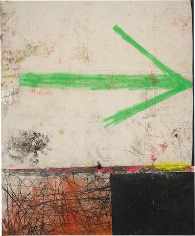 Oscar Murillo, 'Contemporary Takeaway #2', 2012