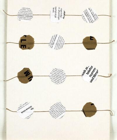 Guillermo Deisler, 'Untitled', ca. 1989