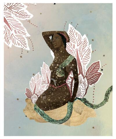 Carla Jay Harris, 'Snake Bearer VI', 2018