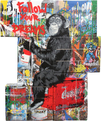 Mr. Brainwash, 'Everyday Life', 2016