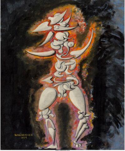 Victor Brauner, 'Denombrement 3', 1938-39