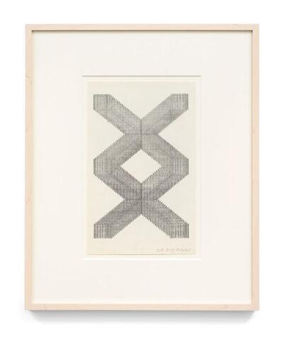 Ruth Wolf-Rehfeldt, 'Betonierung 47.6 × 39 × 2.8 cm', ca. mid 1970s