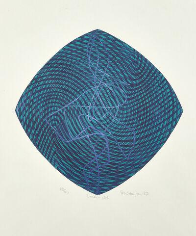 Stanley William Hayter, 'Emerald', 1987