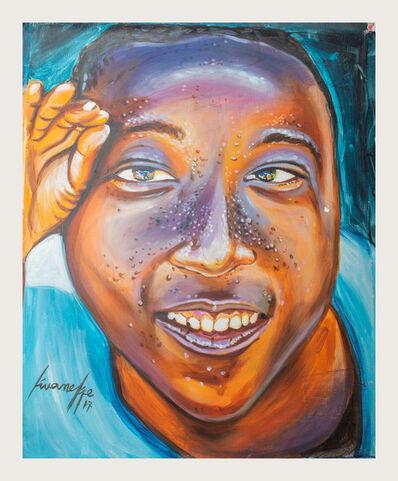 Otis Kwame Kye Quaicoe, 'Smile', 2017