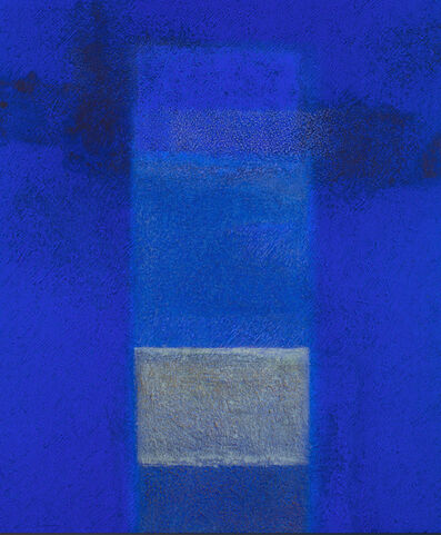 Katsuyoshi Inokuma, 'IN BLUE Jul '16', 2016