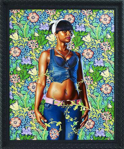 Kehinde Wiley, 'China Samantha Nash', 2013