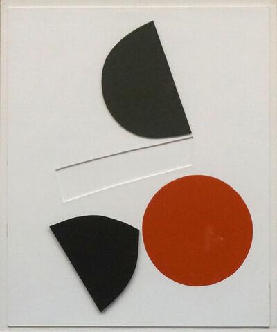 Alan Reynolds, 'Cosmic (Mini)', 1972